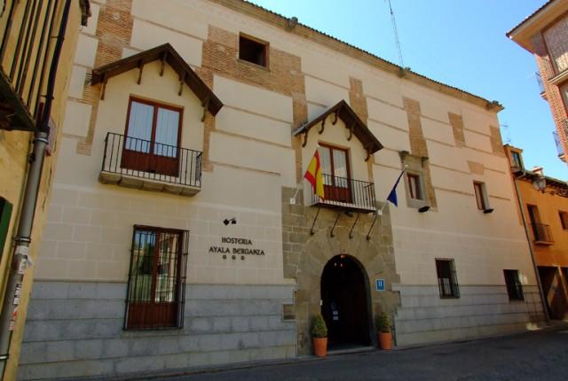 Palacio de Los Ayala Berganza - Imagen de UnaAventuradesdeMadrid