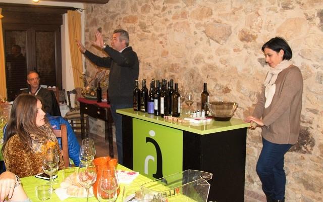 Cata y degustación de productos de la gastronomía abulense con Manuel y Paloma