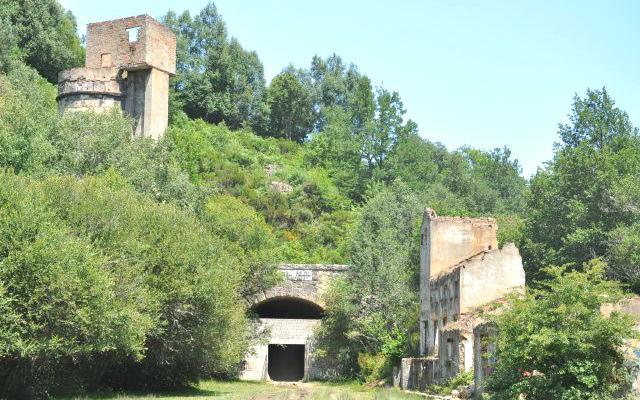 Túnel de la Engaña - Atractivos de las Merindidades
