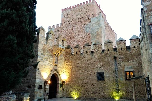 Fortaleza de Enrique IV, Parador Nacional de Ciudad Rodrigo - Destino Castilla y León