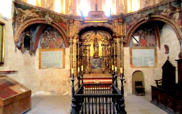 Capilla de San salvador o de Talavera - Imagen de PGarcia