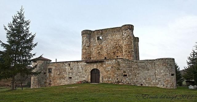 atractivos ocultos de las Merindades - Castillo de Virtus