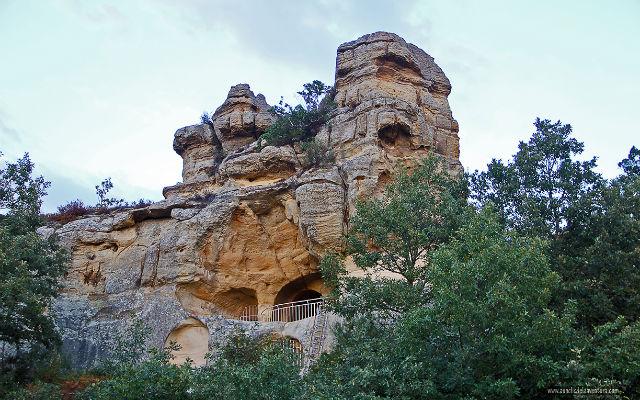 Eremitorio de San Miguel - Atractivos ocultos de las Merindades