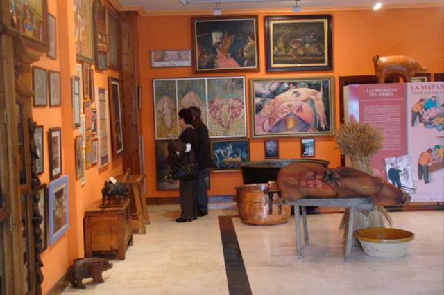 Museo del Cerdo- Jornadas de la Matanza Burgo de Osma