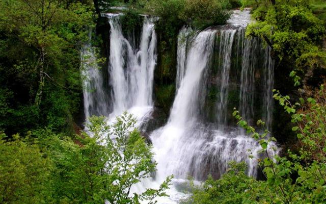 Salto de Peñaladros - Imagen de Turismo Burgos