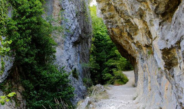 Desfiladero del río Purón - Imagen de Wikiloc
