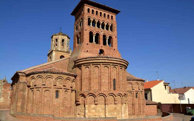 Iglesia de San Tirso en Sahagún - Imagen de SoyLeón