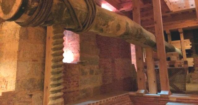 Lagar de la Bodega tradicional de Toro - Imagen de Castilla y León de vinos