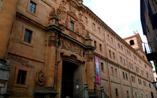 Universidad Pontifícea de Salamanca - Imagen de Reconoce tu ciudad