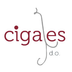 Logotipo de la Denominación de Origen Cigales