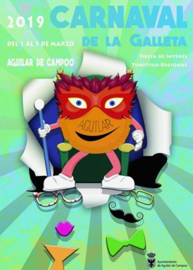 Carnaval de Aguilar de Campoo 2019 (Palencia)