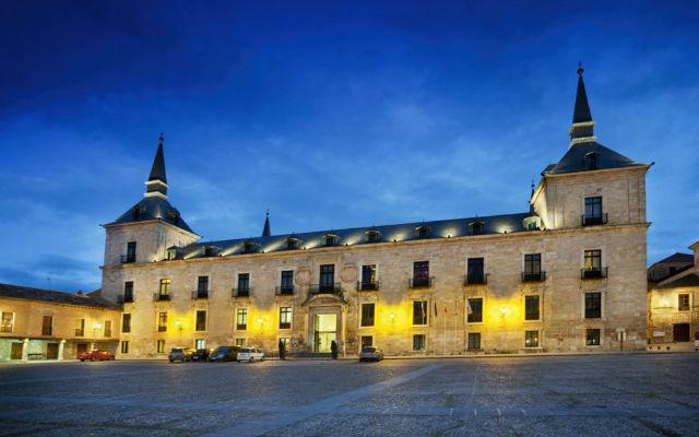 Palacio Ducal de Lerma, actual Parador Nacional