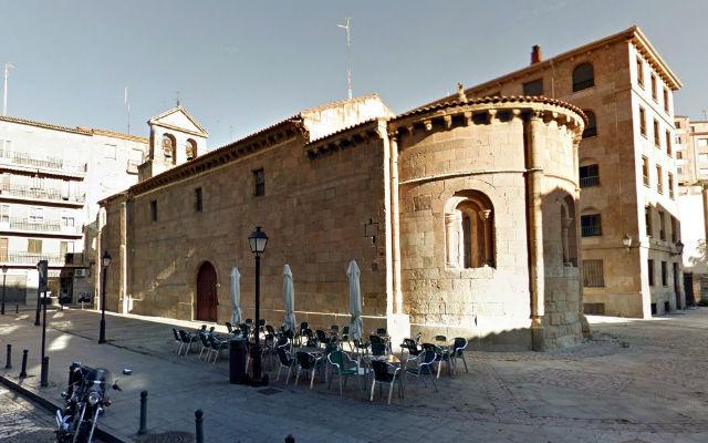 Iglesia San Juan Bautista De Bárbalos - Destino Castilla y León