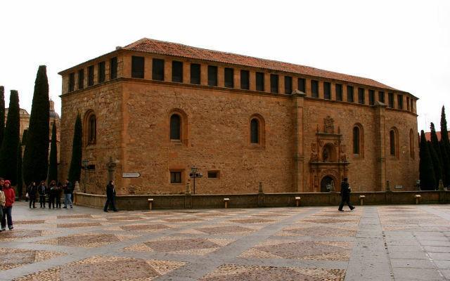 Convento de las Dueñas de Salamanca - Imagen de Wikipedia