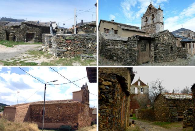 Pueblos negros de la Ruta del Color, Becerril, El Muyo, El Negredo y Serracín - Destino Castilla y León