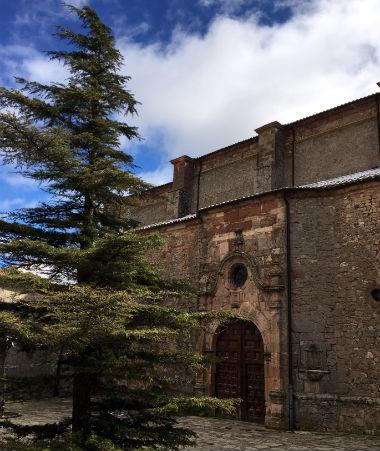Colegiata de Medinaceli - Destino Castilla y León