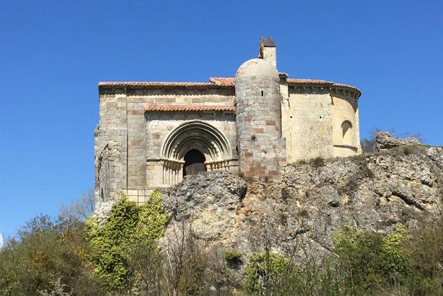 Ermita de Santa Cecilia de Vallespinoso de Aguilar - Destino Castilla y León