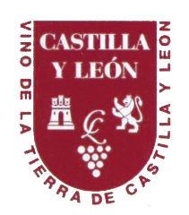 Denominaciones de Origen de Castilla y León III - Logotipo Vinos de la Tierra de Castilla y León