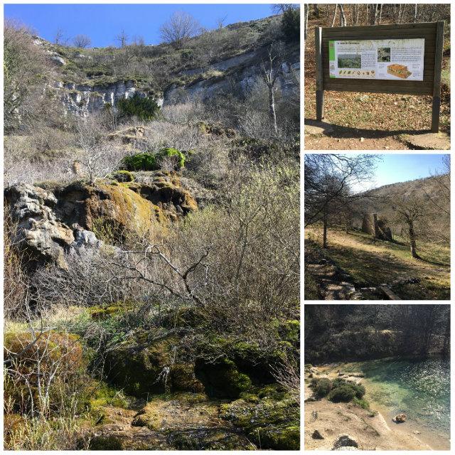 Espacio Natural de Covalagua en Pomar de Valdabia - Palencia - Destino Castilla y León