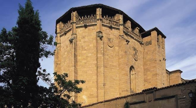 Torre del Convento de las Úrsulas de Salamanca - Imagen de EspañaCultura