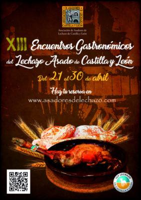 Cartel XIII Encuentros Gastronómicos (baja)