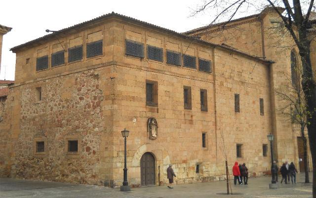 Convento de las Úrsulas de Salamanca - Imagen de Wikipedia
