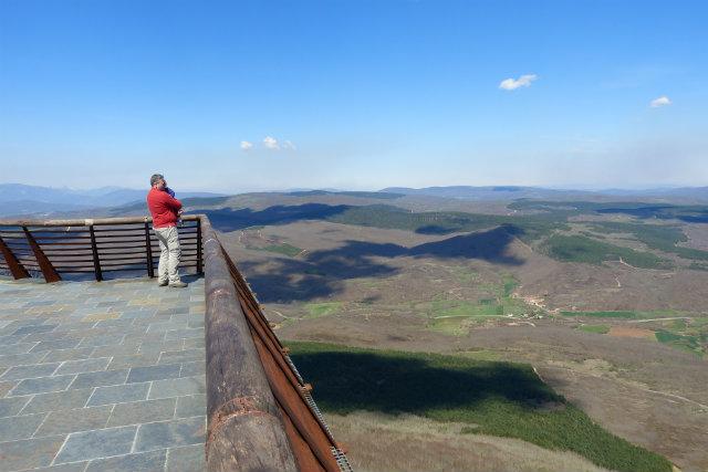 Mirador de Valcabado - Páramo de la Lora - Destino Castilla y León