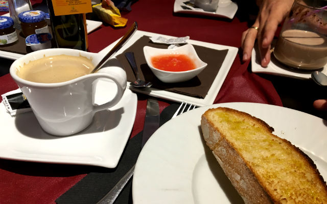 Almuerzo en el Restaurante Bavieca de Medianceli - Destino Castilla y León