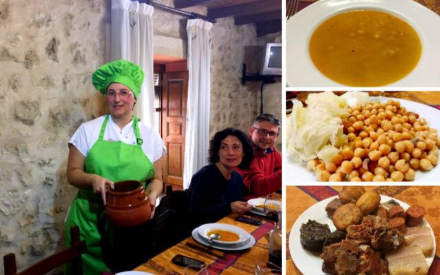 CocidoDay en la Casa Rural Mesón Mariobeli - Destino Castilla y León