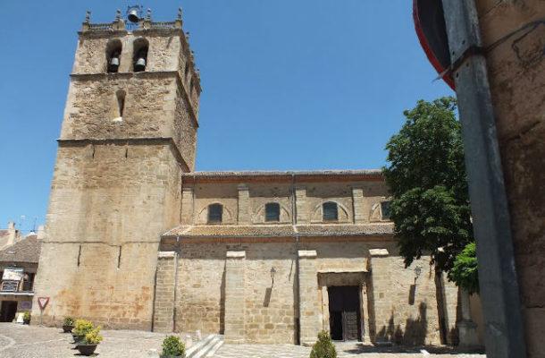 Iglesia de Santa María del Manto de Riaza - Imagen de Valentin Enrique Fernandez