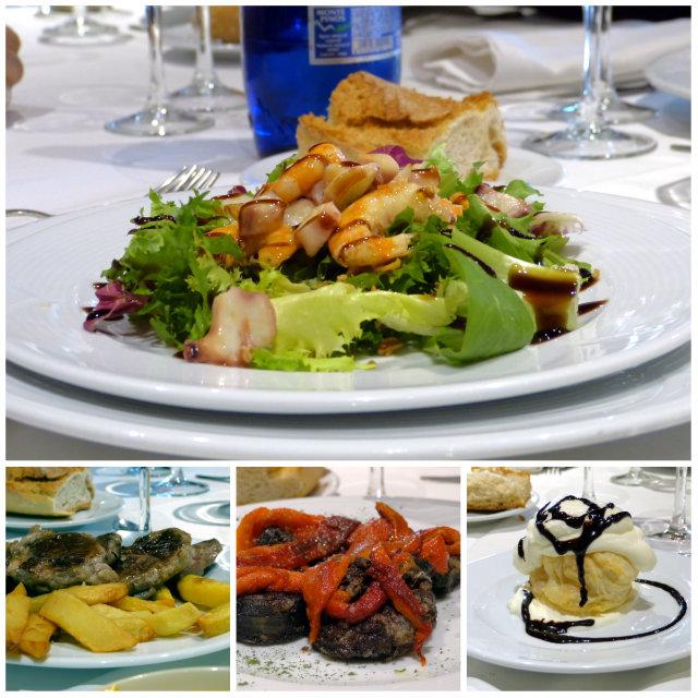 Comer en Restaurante Monasterio Santa María la Real aguilar de Campoo - Destino Castilla y león
