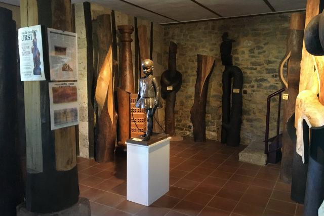 Casa Museo de Ursi en Aguilar de Campoo - Destino Castilla y León