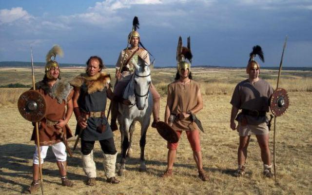 Guerreros Numantinos - Imagen de la Asociación TierraQuemada
