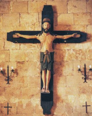 Cristo de la Zarza - Imagen de Soliloquios en penumbra