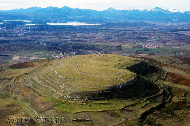 Monte Bernorio fuente de la imagen ww.montebernorio.com