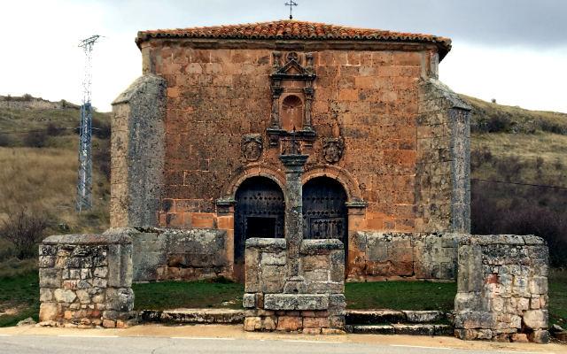 Ermita del Humilladero de Medinaceli - Destuno Castilla y León