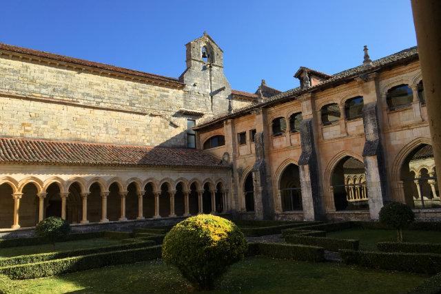 Monasterio de San Andrés del Arroyo - Santibáñez de Ecla - Destino Castilla y León