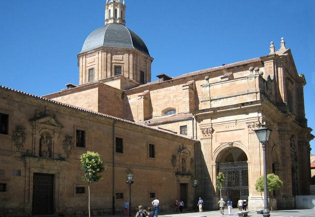 Convento de las Agustinas e Iglesia de la Purísima - Imagen de SienteSalamanca