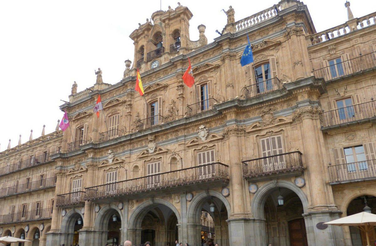 Edificios civiles de Salamanca - Destino Castilla y León
