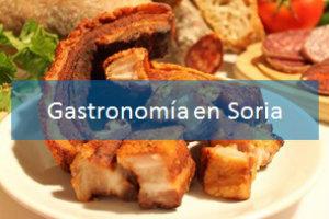 Gastronomía en Soria