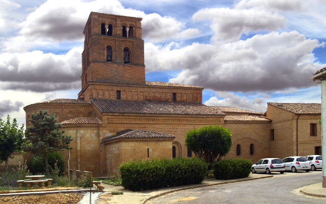Monasterio de San Pedro de Dueñas - Imagen de Alaejano58