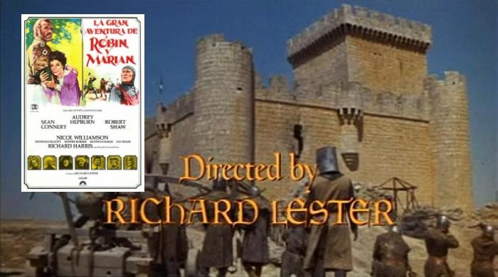 Robin y Marian 1976 - Destino Castilla y León