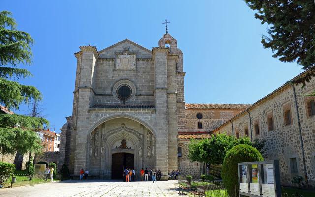 Monasterio de Santo Tomás de Ávila - Imagen de Viajes y Rutas