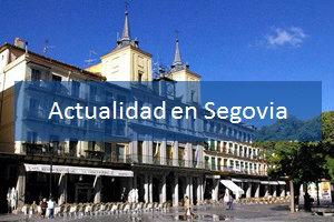 Actualidad en Segovia