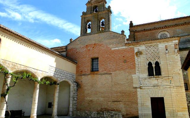 Convento de Santa Clara de Tordesillas - Imagen de Santiago Lopez Pastor