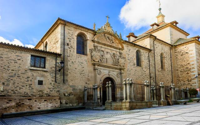 Convento de-la Anunciacion de Alba de Tormes - Imagen de Nixllsoul