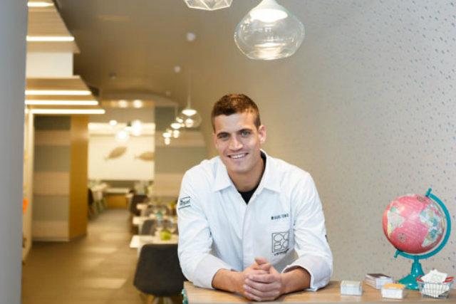 Miguel Cobo en su restaurante Fuente: cobovintage.es