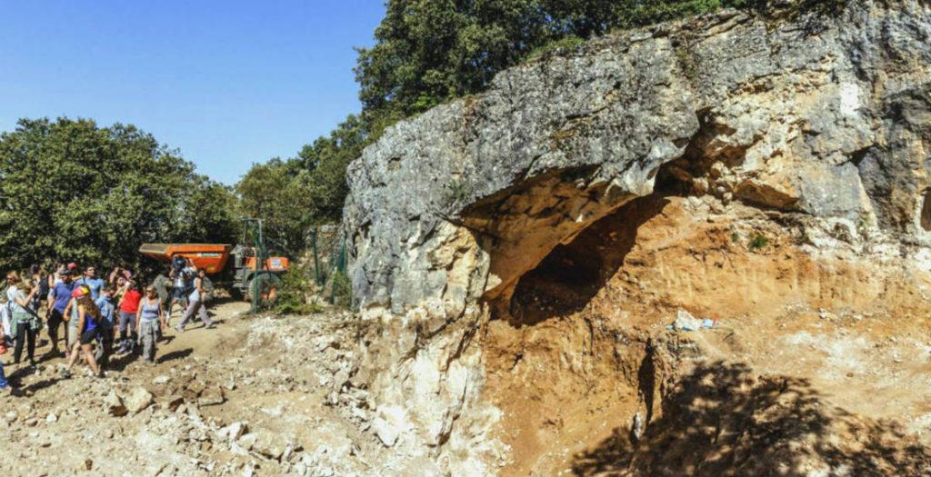 Otros yacimeintos de la Cuenca de Atapuerca - Imagen de RTVE