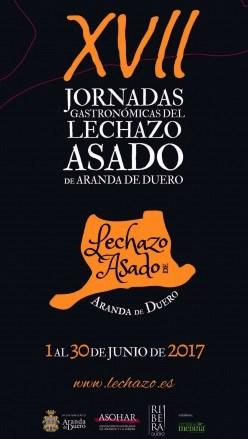 XVII Jornadas del Lechazo asado de Aranda de Duero 2017