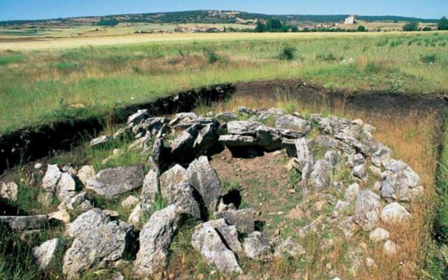 yacimientos del complejo de Atapuerca